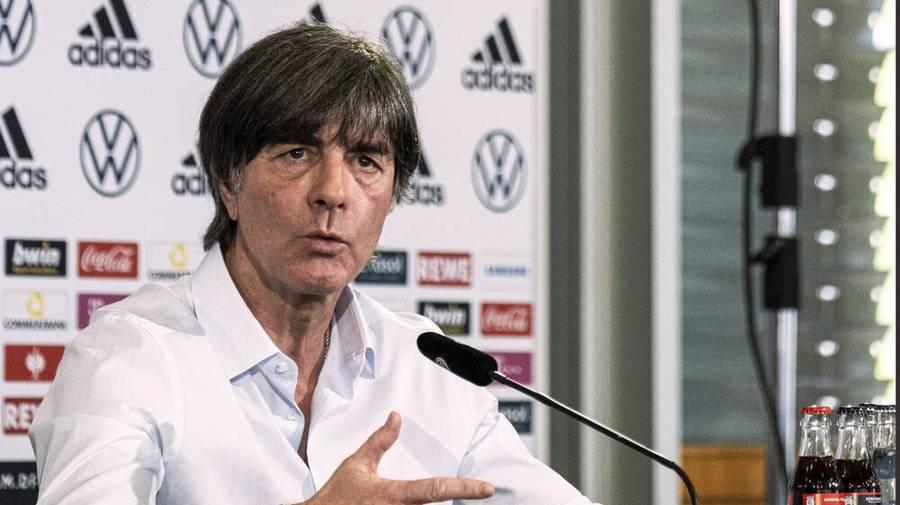 DFB-Pressekonferenz LIVE - Mit Joachim Löw und Manuel Neuer