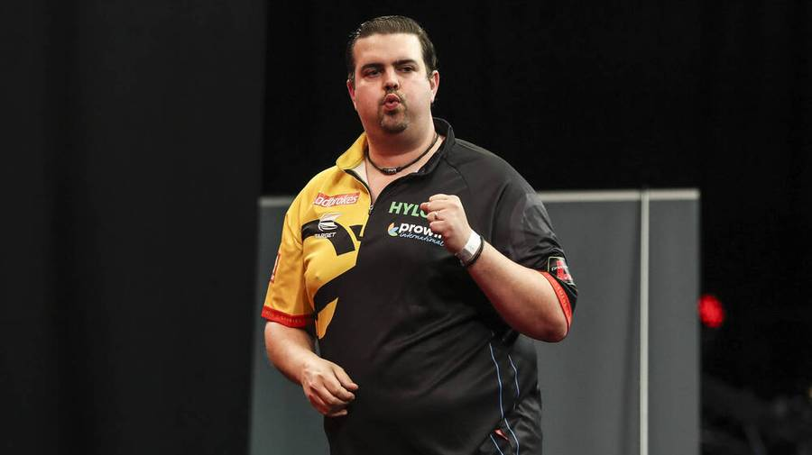 Darts Live - European Championship: 1. Runde