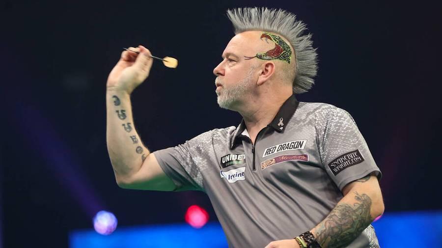 Darts Live - European Championship: 2. Runde