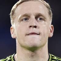 D. van de Beek
