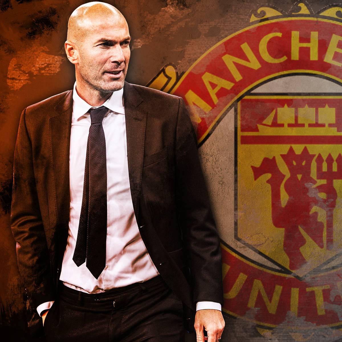 """Kann Zidane Manchester United """"auf eine andere Stufe"""" bringen?"""