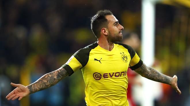 Dortmunds Paco Alcacer glänzt in dieser Saison als Super-Joker