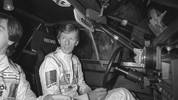 West-German driver Walter Rohrl is seen before the