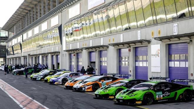 ADAC GT Masters startet mit 31 Autos in die neue Saison