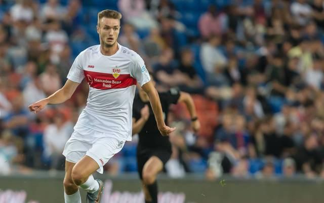 Sasa Kalajdzic fehlt dem VfB Stuttgart mindestens sechs Monate