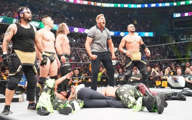Die TV-Show AEW Dynamite lief am 2. Oktober 2019 erfolgreich an