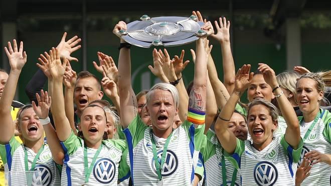Titelverteidiger VfL Wolfsburg startet in die Bundesligasaison gegen Frankfurt