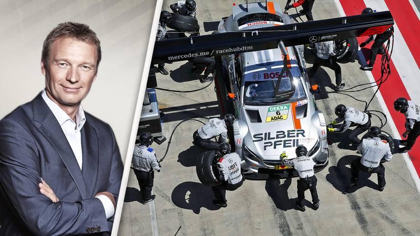 SPORT1-Experte Peter Kohl analysiert die DTM-Rennen in Spielberg. Er erkennt bei Mercedes (im Bild Robert Wickens beim Boxenstopp) Hochmut vor dem Desaster. Von der Leistung der BMW und Timo Glock ist er dagegen begeistert. Die Tops und Flops