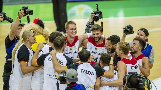 Basketball, WM-Quali: Deutschland nach Sieg gegen Israel für WM qualifiziert