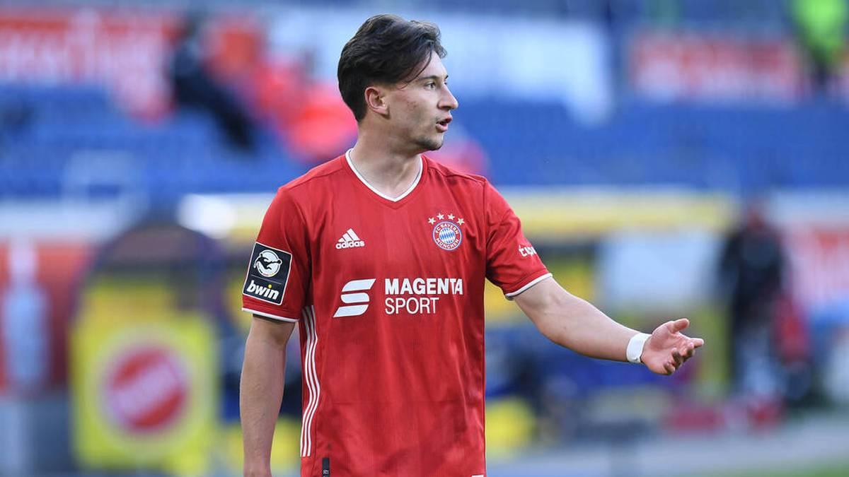 Fix! Aue schnappt sich Bayern-Talent -  mit Kaufoption