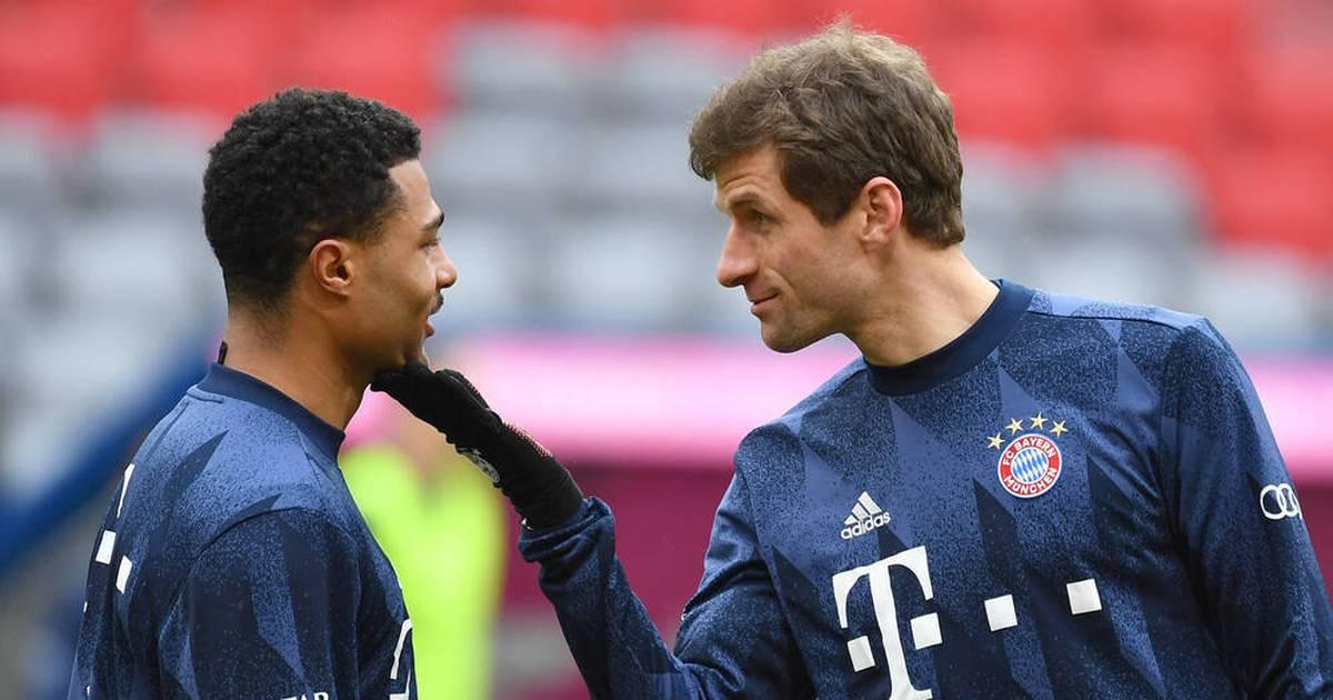 FC Bayern München: Deshalb ist Thomas Müller nicht zu ersetzen - SPORT1