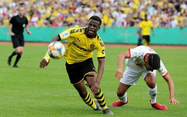 Youssoufa Moukoko verliert mit dem BVB