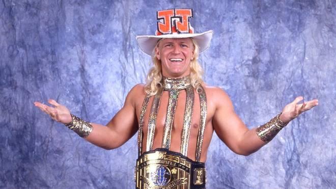 Jeff Jarrett war sechsmal Intercontinental Champion bei WWE
