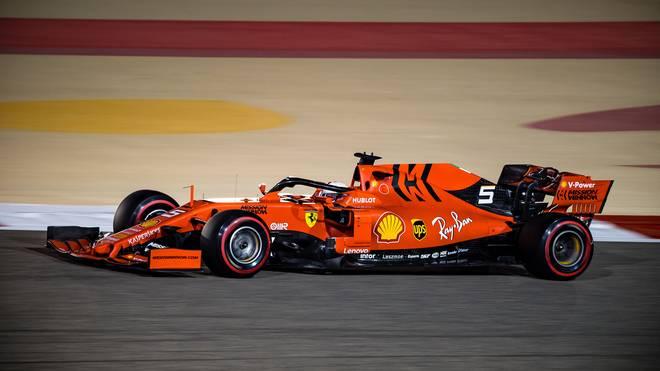 Formel 1 Topverdiener Sebastian Vettel