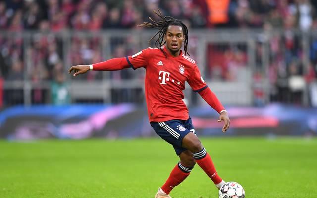 Bayerns Renato Sanches stand vor einem Wechsel zu PSG