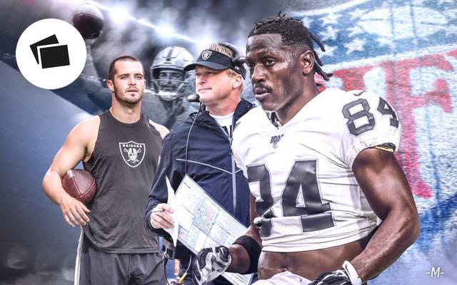 NFL: Die Oakland Raiders mit Antonio Brown im Check