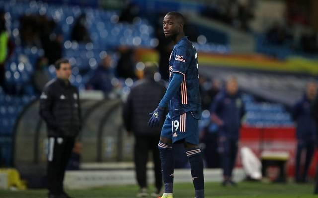 Nicolas Pépé erwartet eine lange Sperre