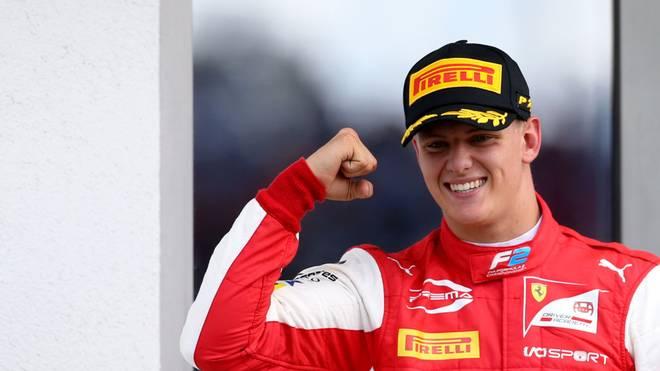 Mick Schumacher landete im Qualifying von Spa auf Platz sechs