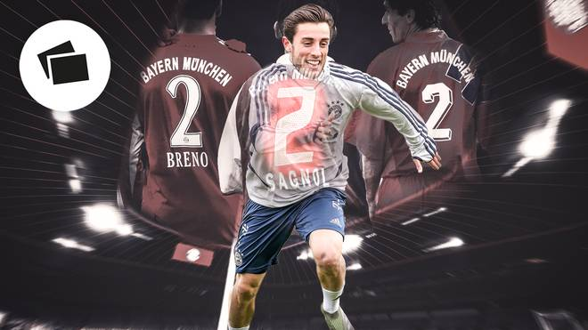 Alvaro Odriozola erhält beim FC Bayern die Nummer zwei