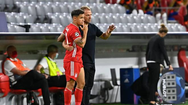 Philippe Coutinho verabschiedet sich als Champions-League-Sieger vom FCB