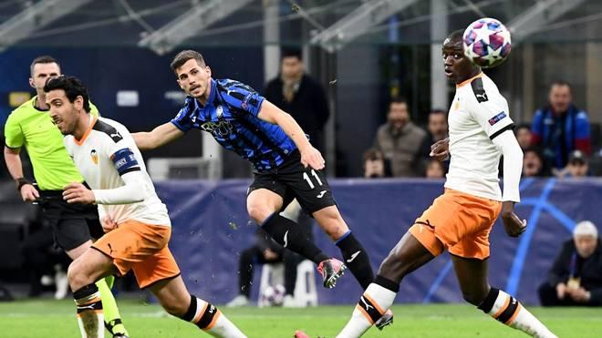 Remo Freuler erzielte das dritte Tor für Atalanta Bergamo