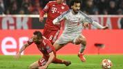Champions League: Einzelkritik zu FC Bayern - FC Liverpool