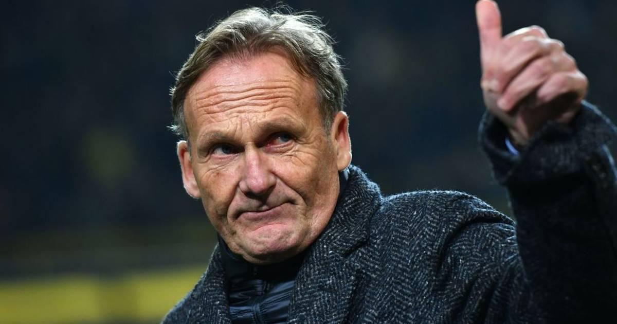 Champions League: BVB-Boss Hans-Joachim Watzke spricht über PSG, Tuchel & Can