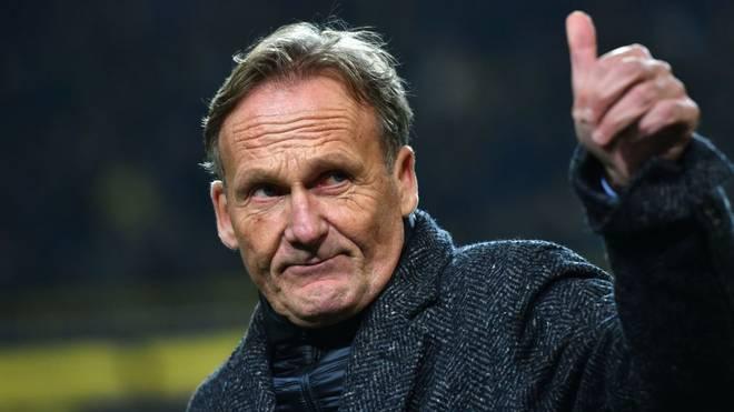 Hans-Joachim Watzke hofft auf einen Liga-Neustart so schnell wie möglich