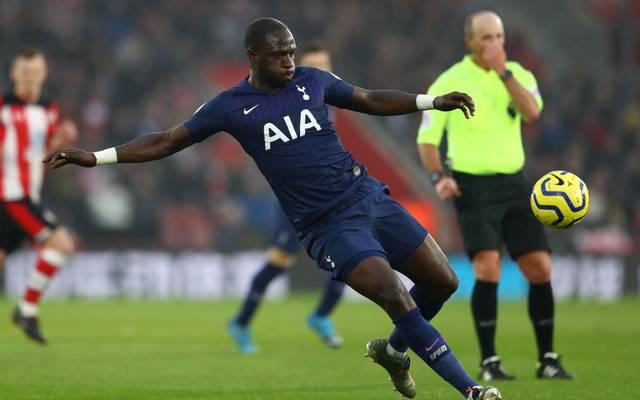 Moussa Sissoko fehlt Tottenham für mehrere Monate