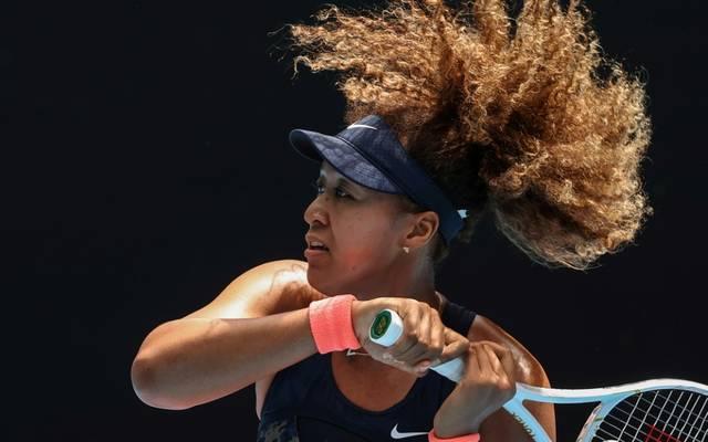 Naomi Osaka steht im Halbfinale