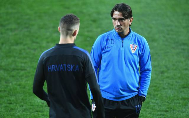 Zlatko Dalic ist seit 2017 kroatischer Nationaltrainer