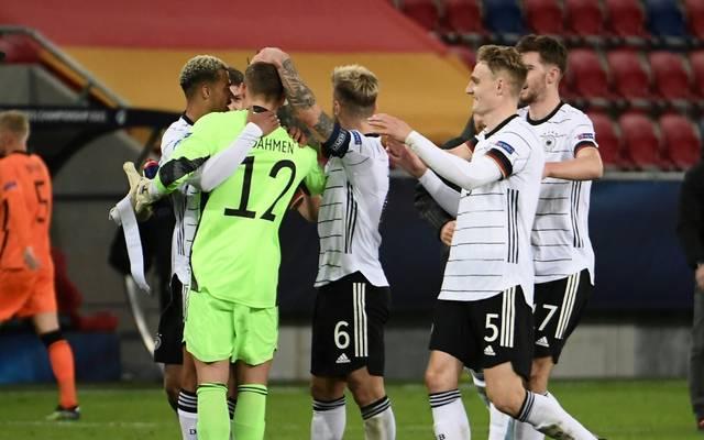 Die deutsche U21 ist ins EM-Viertelfinale eingezogen