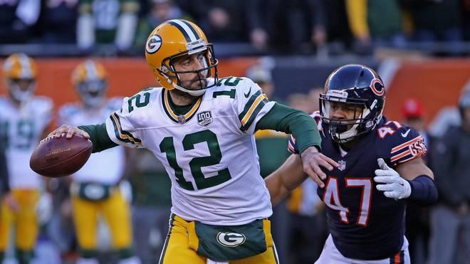 Wenn die Green Bay Packers und die Chicago Bears aufeinandertreffen, sind heiße Duelle meist vorprogrammiert