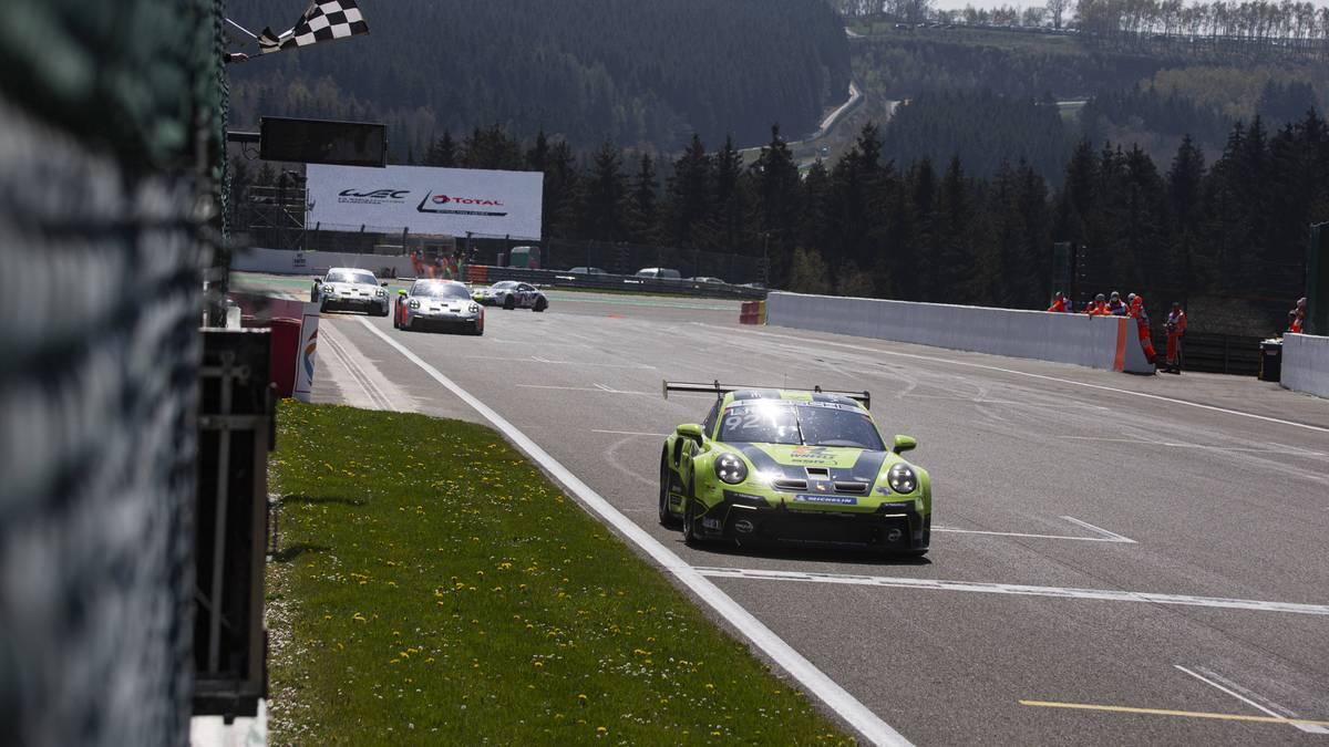 Der Porsche Carrera Cup auf SPORT1