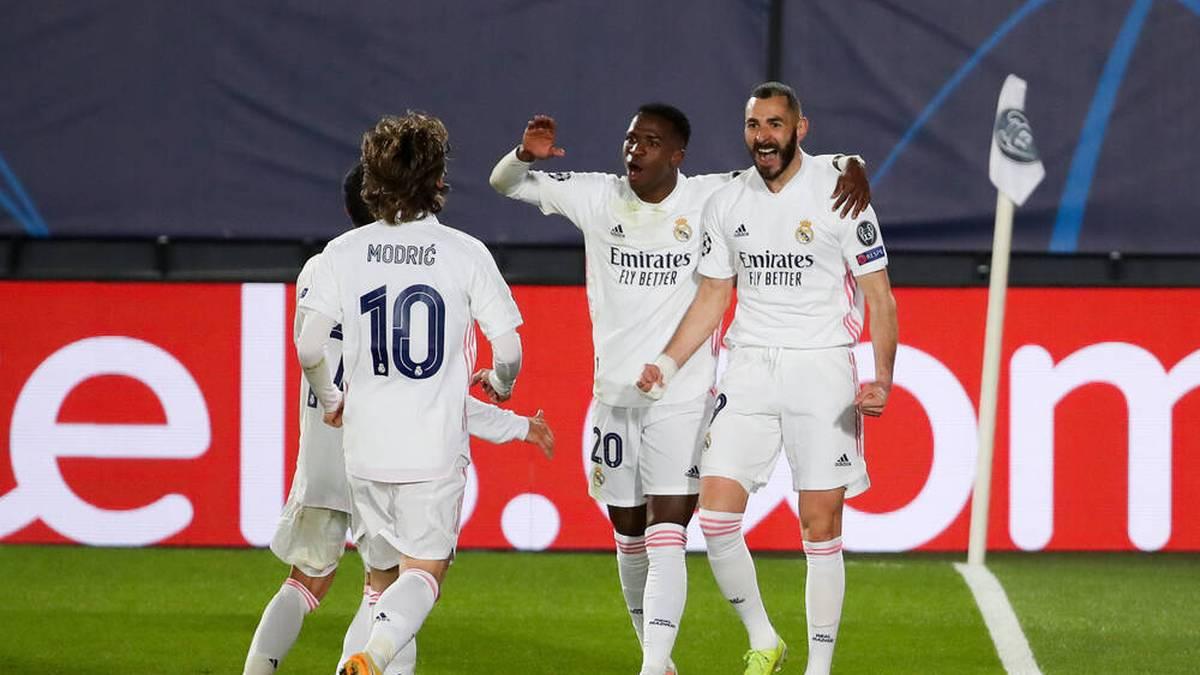 Real Madrid zieht ins Viertelfinale der Champions League ein