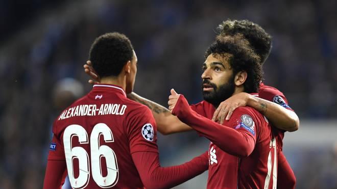 Der FC Liverpool trifft im Halbfinal-Hinspiel der Champions League auf den FC Barcelona