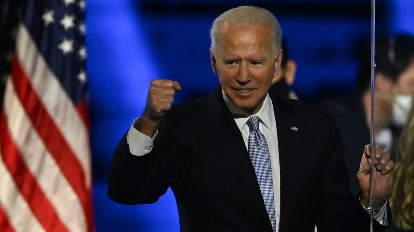 Joe Biden bekommt kuriose Post