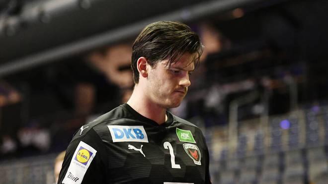Simon Ernst spielt seit 2018 für die Füchse Berlin