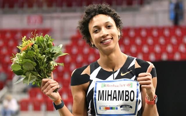 Sprang mit 6,74 m zum Sieg: Malaika Mihambo