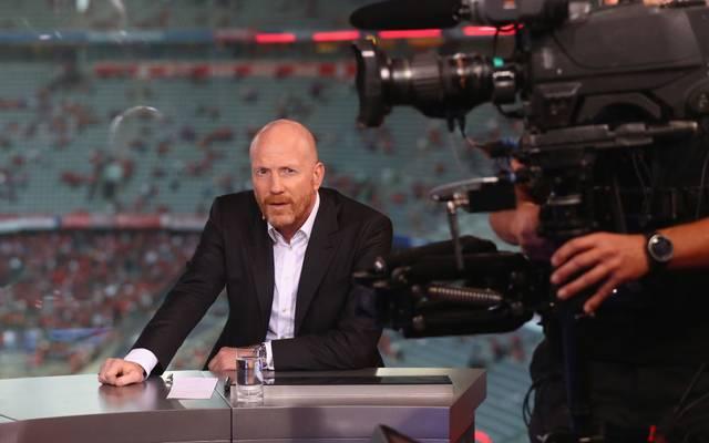 Matthias Sammer arbeitete zwischenzeitlich auch als TV-Experte