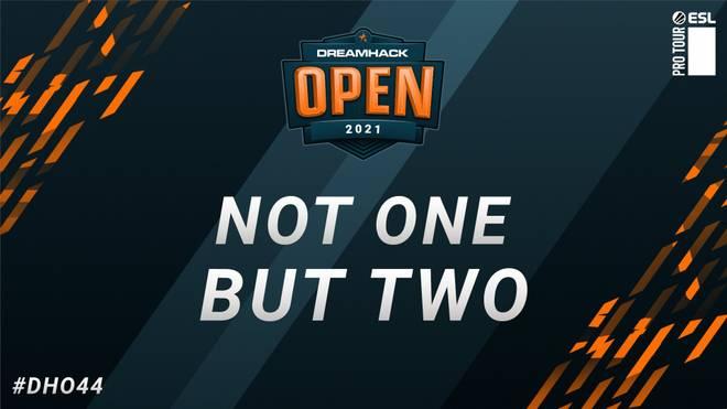 Nicht nur eine, sondern zwei Regionen treten bei der 44. DreamHack Open an.