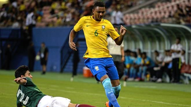 Ein 18-jähriges Talent für RB Leipzig: Luan Candido kommt von Palmeiras
