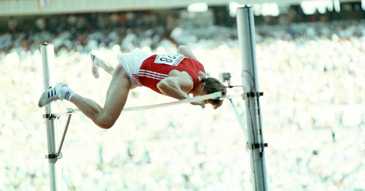 Stabhochsprung: Sergej Bubka überspringt 1985 in Paris erstmals sechs Meter
