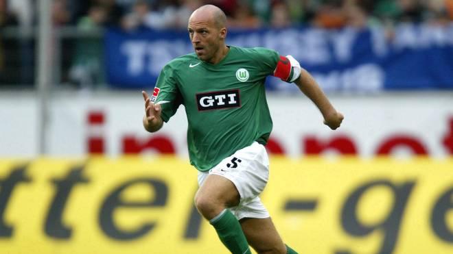 Fussball: 1. BL 04/05, VfL Wolfsburg-VfL Bochum