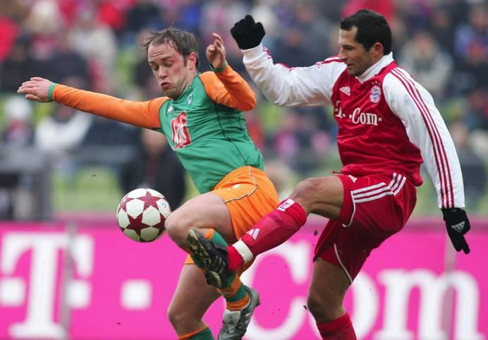 Fabian Ernst holte mit Werder Bremen 2004 das Double, wie auch fünf Jahre später mit Besiktas in der Türkei. Die eigene Fußballerkarriere ist seit einigen Jahren Geschichte - jetzt hat der inzwischen 39-Jährige eine neue Aufgabe gefunden