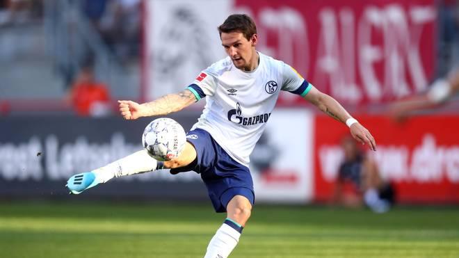Benito Raman muss mit Schalke im Pokal gegen Drochtersen/Assel ran
