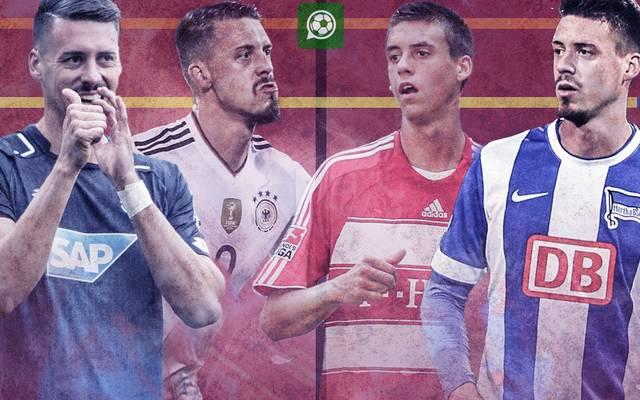 Wagners Bundesliga-Bilanz. Irgendwas muss 2015 passiert sein...