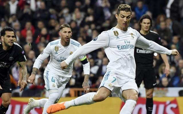 Cristiano Ronaldo war mit zwei Toren der Matchwinner für Real Madrid