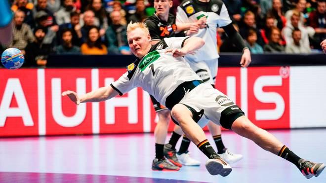 Deutschland trifft im Spiel um Platz fünf der Handball-EM auf Portugal