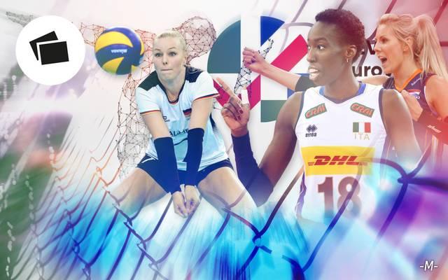 Deutschland hat gegen Polen die Chance, ins Halbfinale der Volleyball-EM einzuziehen